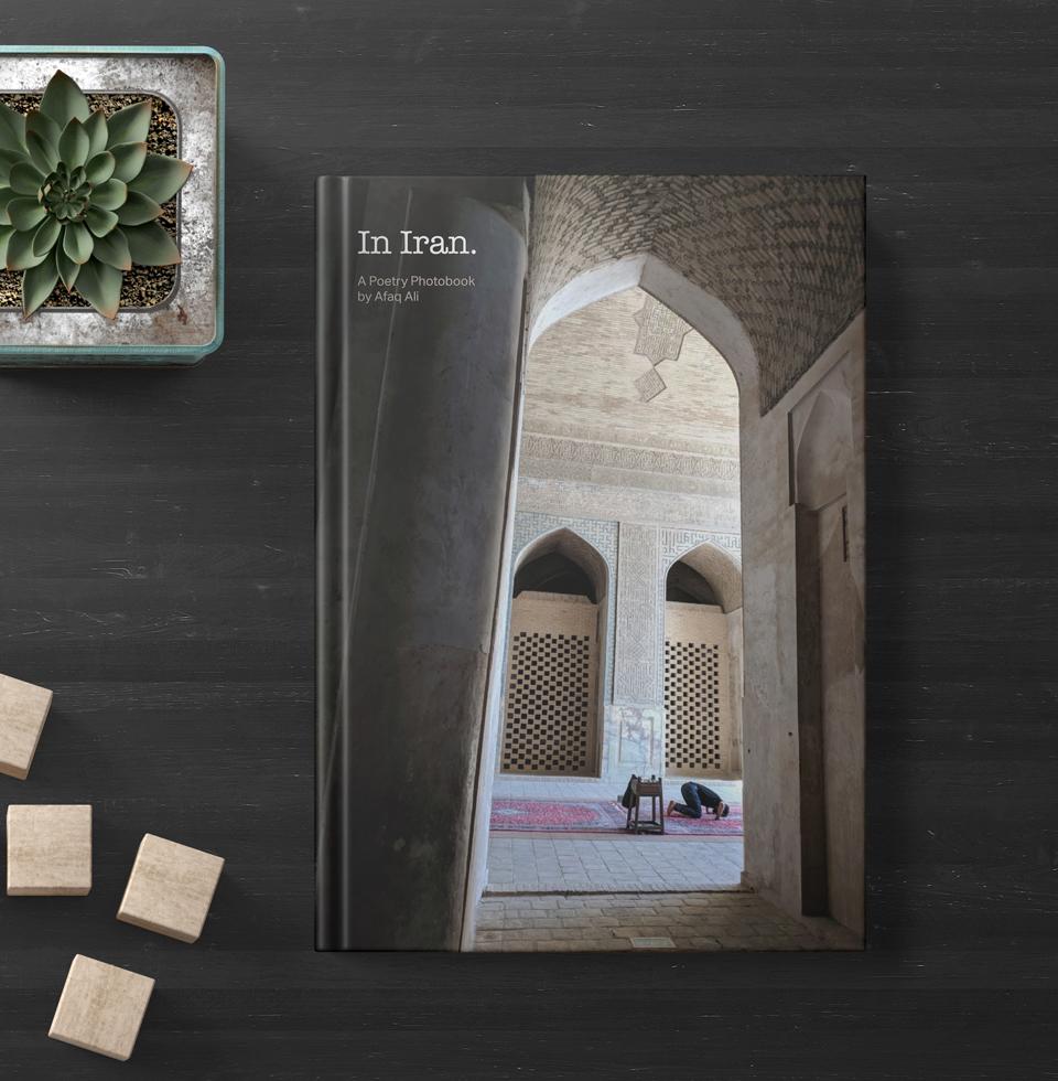 In Iran Photo book